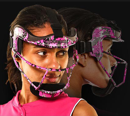 Champro 'The Grill' Softball Fielders Facemask