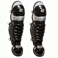 Champion Sports Single Knee Youth Catchers Leg Guards