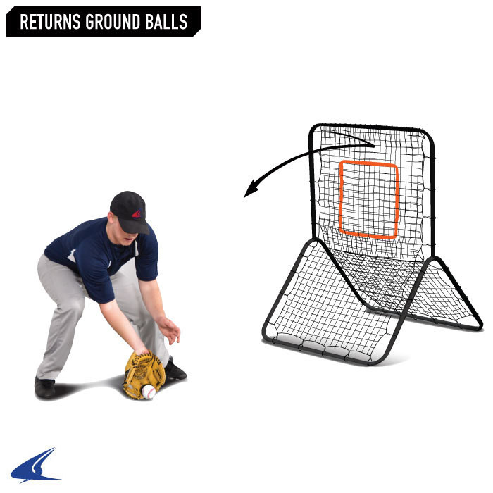 Champro Sports Pitchback Rebound Screen