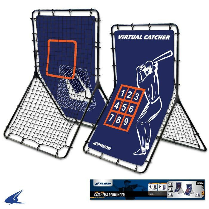 Champro Sports Virtual Catcher/Rebounder