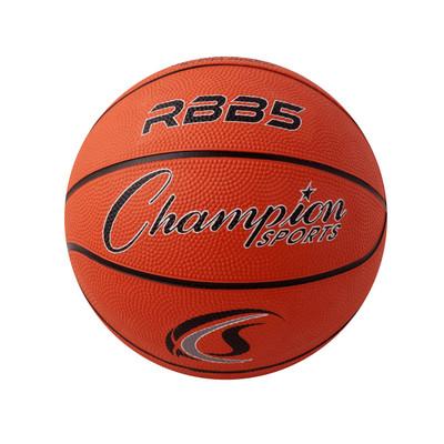 Champion Sports Mini Rubber Basketball