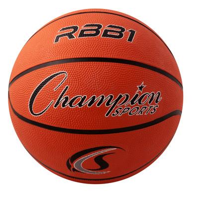 Champion Sports Rubber Basketball