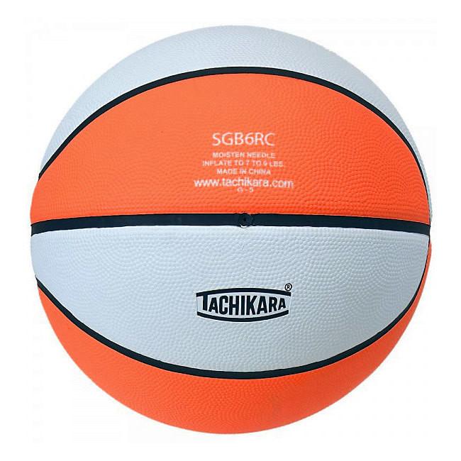 Tachikara Colored Rubber Basketballs