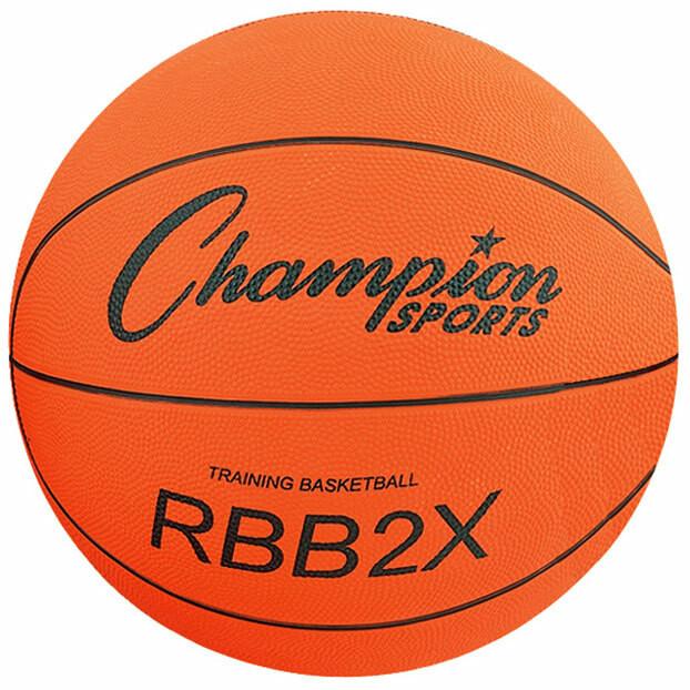 Champion Sports Oversized Rubber Training Basketball