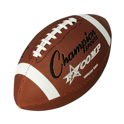 Champion Sports FX Series Composite Football - Official Size