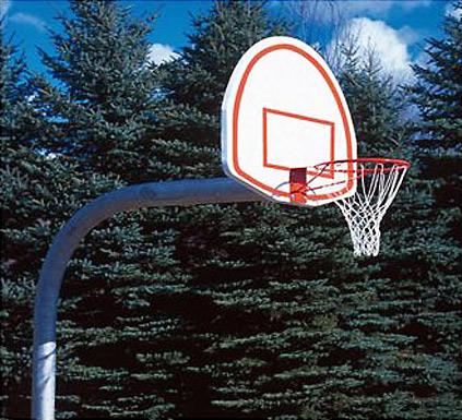 Jaypro Sports 656 Outdoor Basketball System
