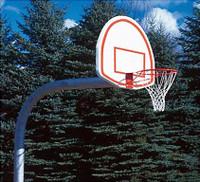 Jaypro Sports 656 Outdoor Basketball System