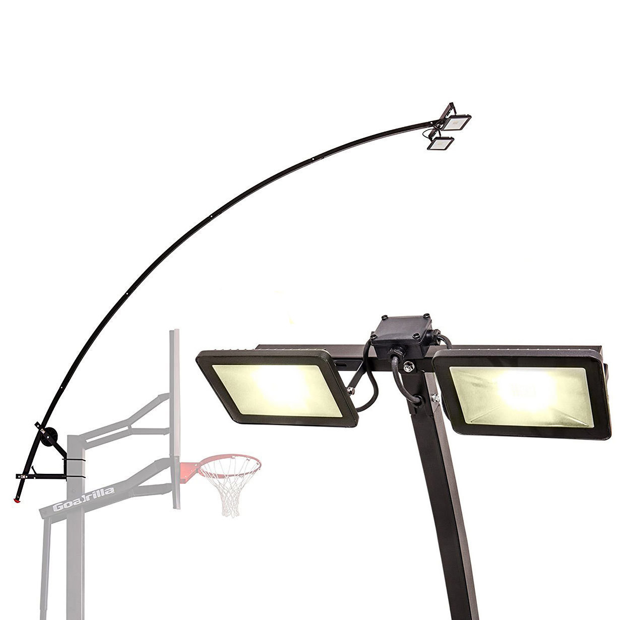 Goalrilla Deluxe LED Basketball Hoop Light