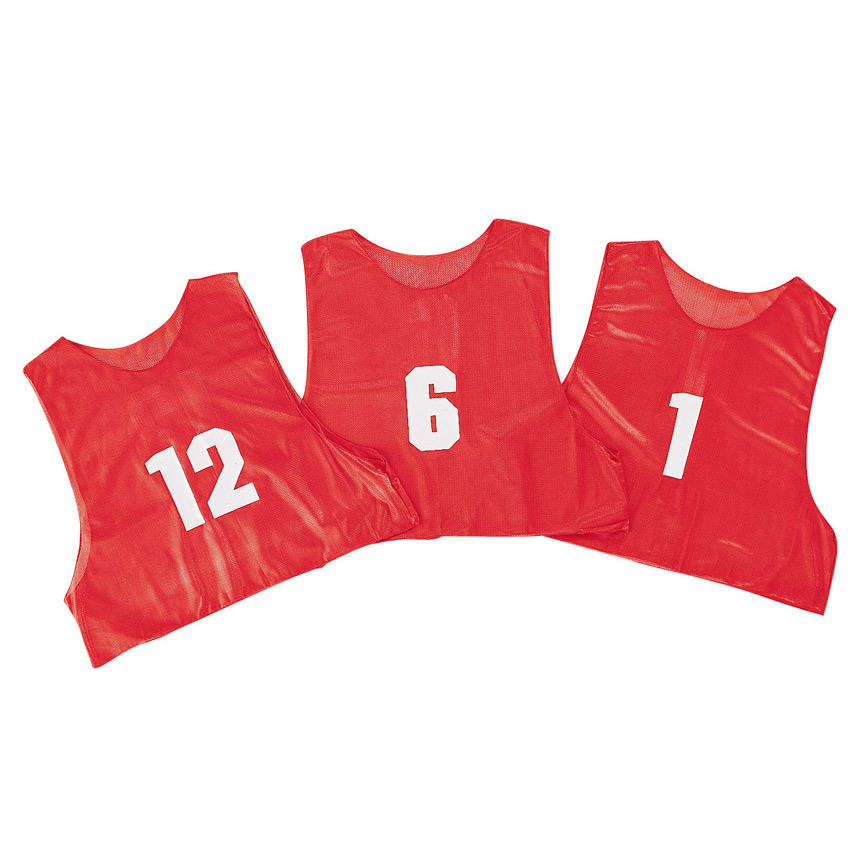 Champion Sports Numbered Practice Vests