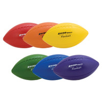 Champion Sports Rhino Skin Foam Football Set