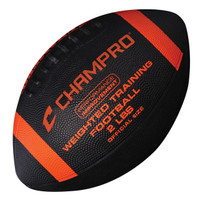 Champro Sports Weighted Football