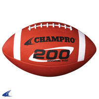"Champro Sports ""200"" Rubber Football"