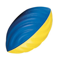 Champion Sports Coated Foam Turbo Football