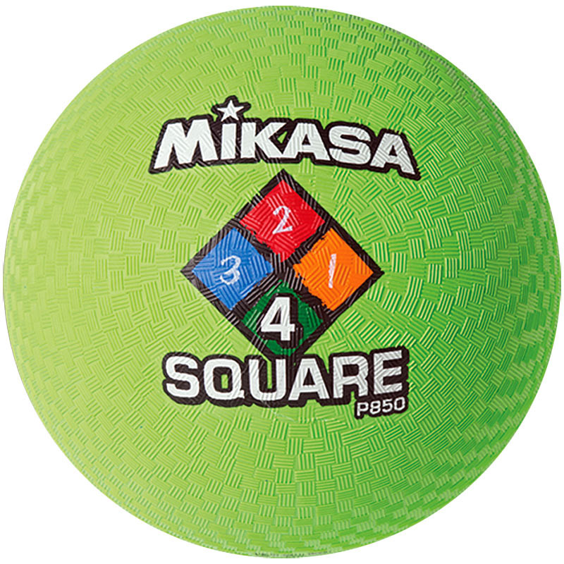 Mikasa 8.5'' Playground Balls lime