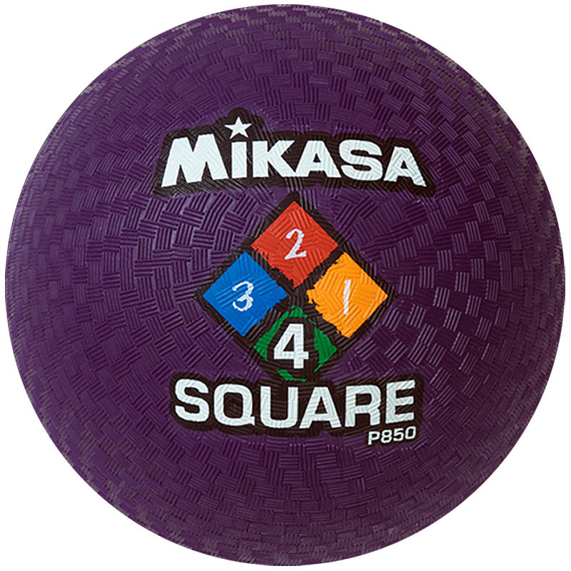 Mikasa 8.5'' Playground Balls purple