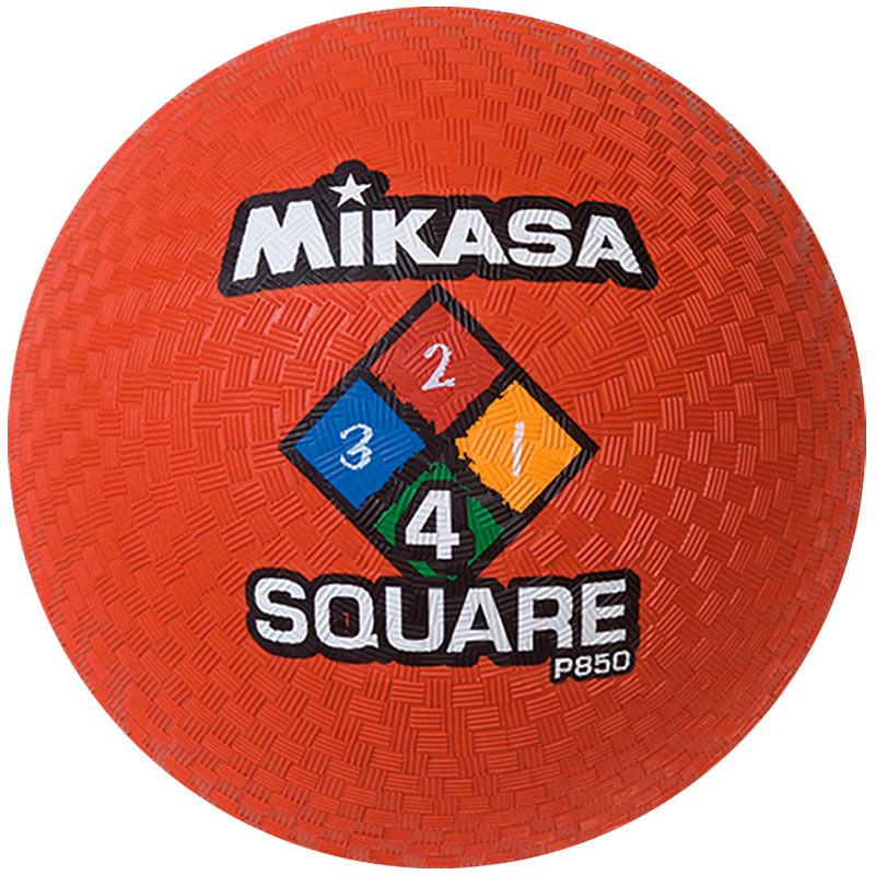 Mikasa 8.5'' Playground Balls red