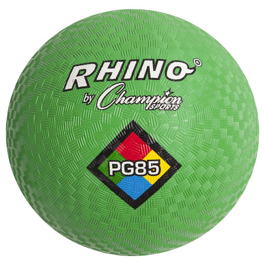 Champion Sports 8.5'' Colored Playground Balls