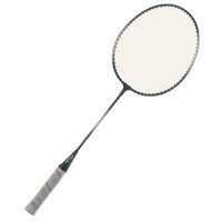 Champion Sports Steel Badminton Racket w/ Steel String