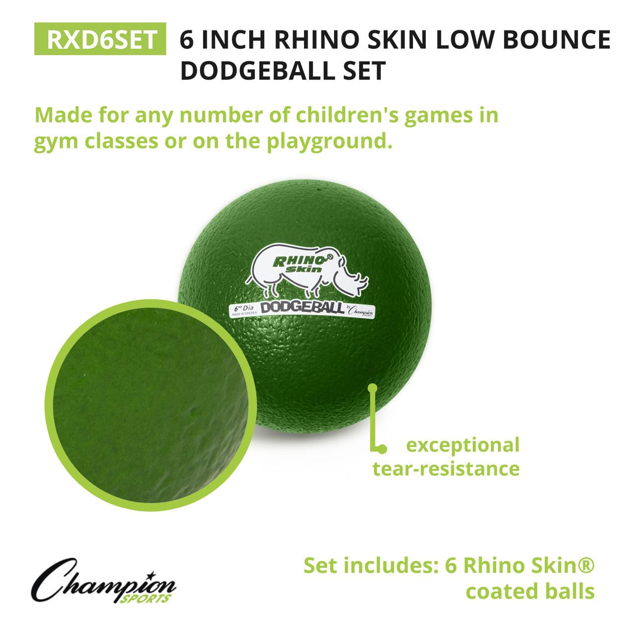 Rhino Skin DodgeRhino Skin Dodgeball Setball Set