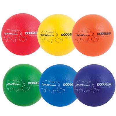 """Rhino Skin 8"""" Dodgeball Set"""