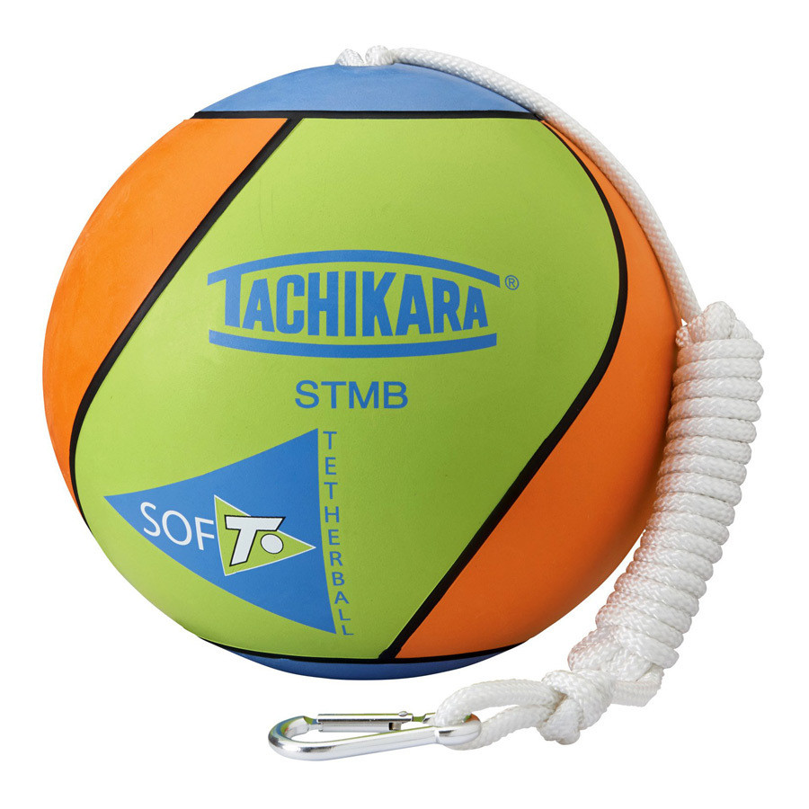 Tachikara Rainbow Super Soft Tetherball