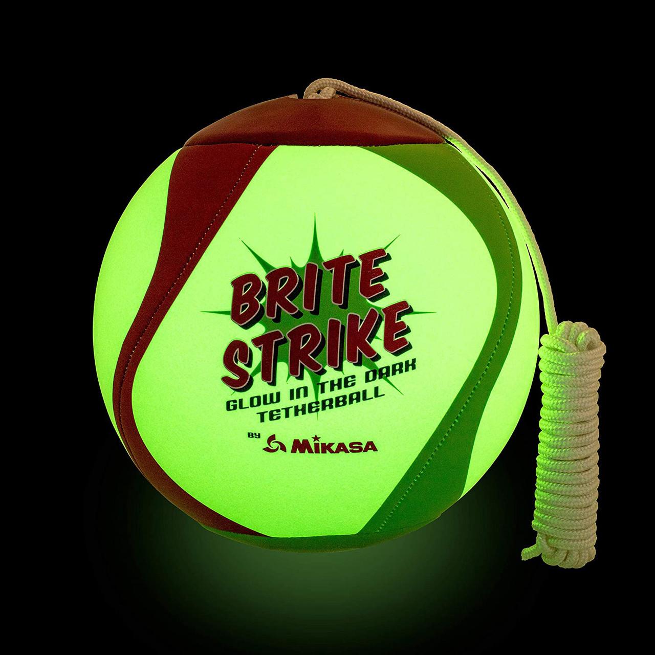 Mikasa Brite Strike Glow in the Dark Tetherball