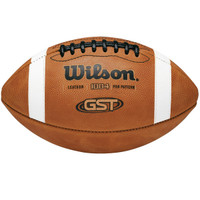 Wilson NCAA 1004B GST Leather Football