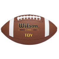 Wilson Sports TDY Youth Composite Football