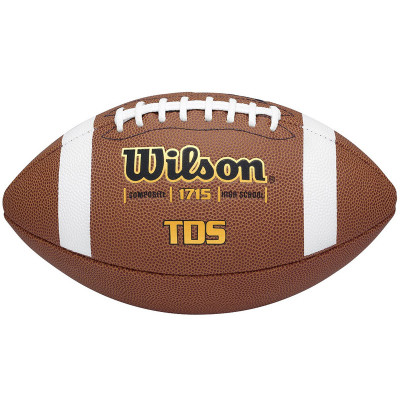 Wilson Sports TDS Official Composite Football