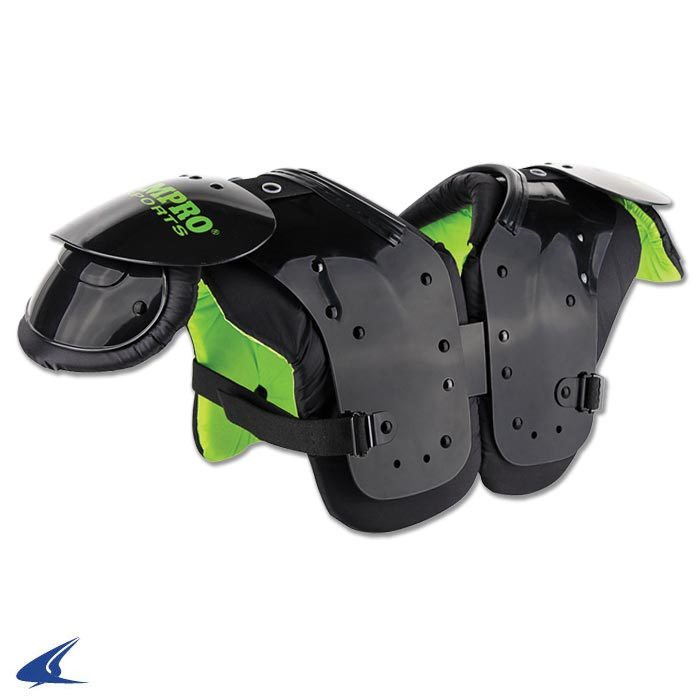 Champro Scorpion Youth High Impact Football Shoulder Pads