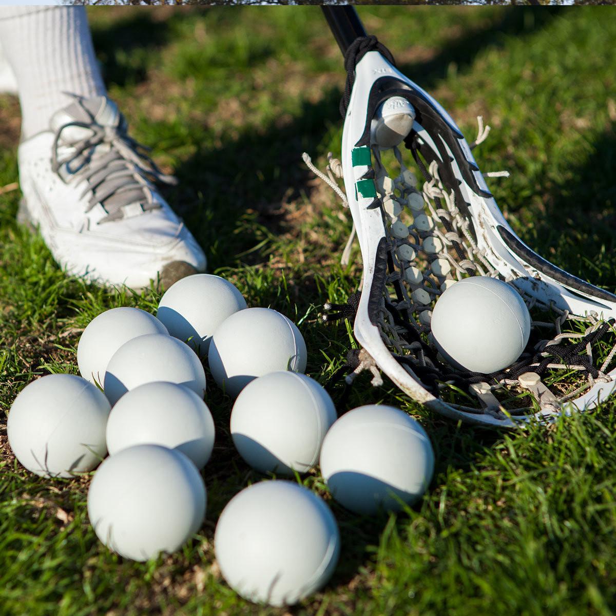 Champion Sports Sponge Practice Lacrosse Balls