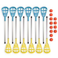 Rhino Skin Lacrosse Set
