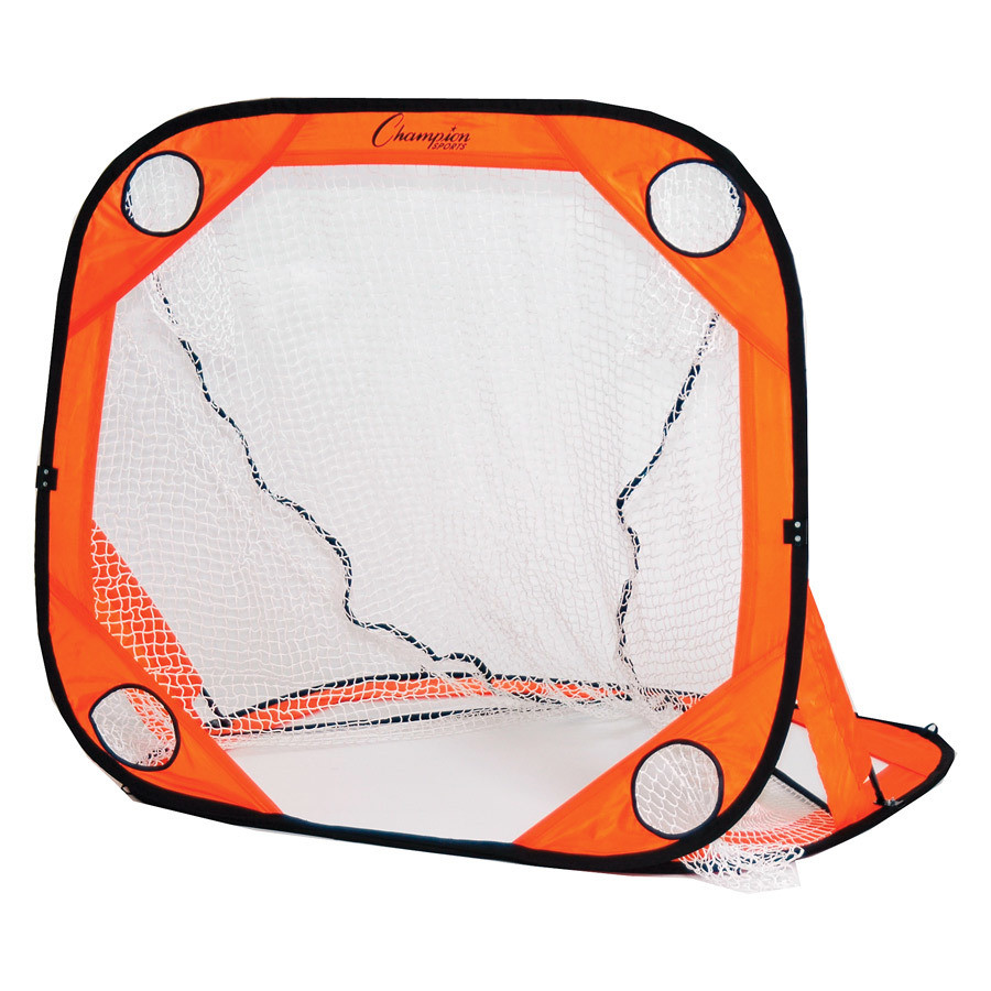 Champion Sports Lacrosse Multi-Position Training Rebounder