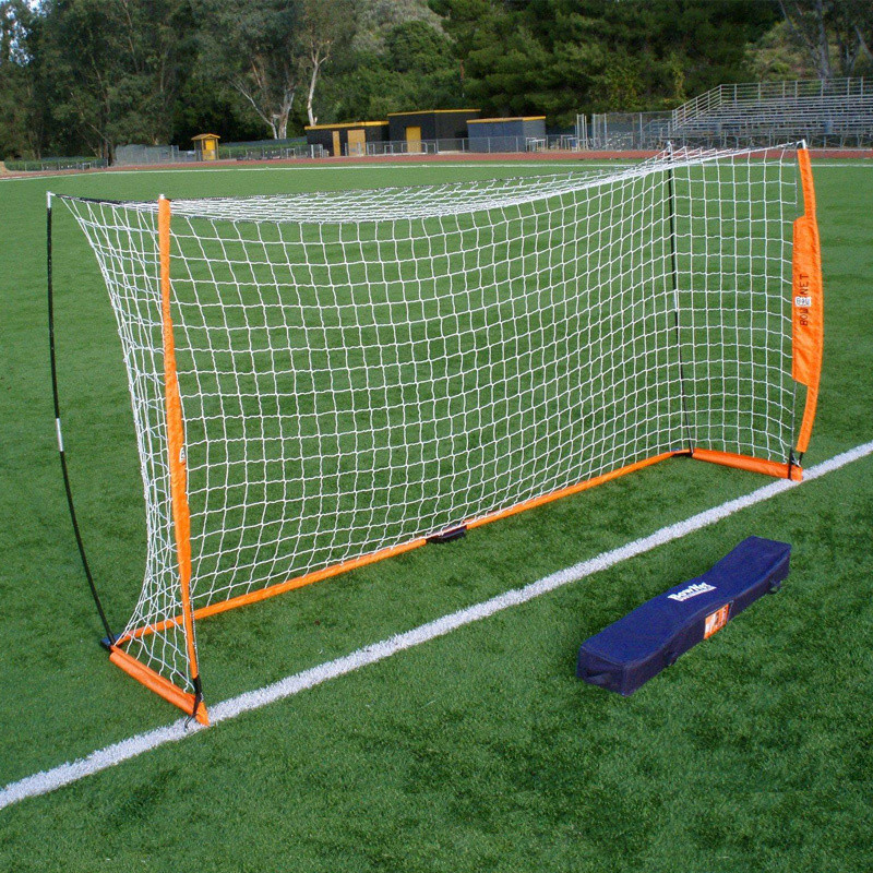 "Bownet 6' x 12"" Portable Soccer Goal"