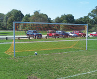 Jaypro Sports Team Round Semi-Permanenet Soccer Goals