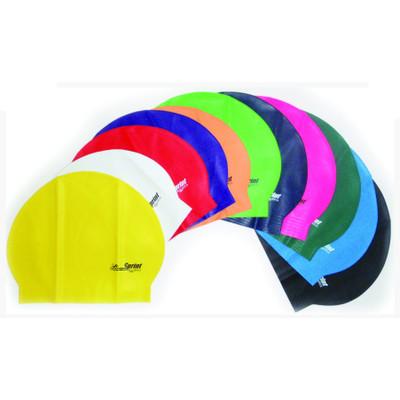 Sprint RothHammer Latex Swim Caps