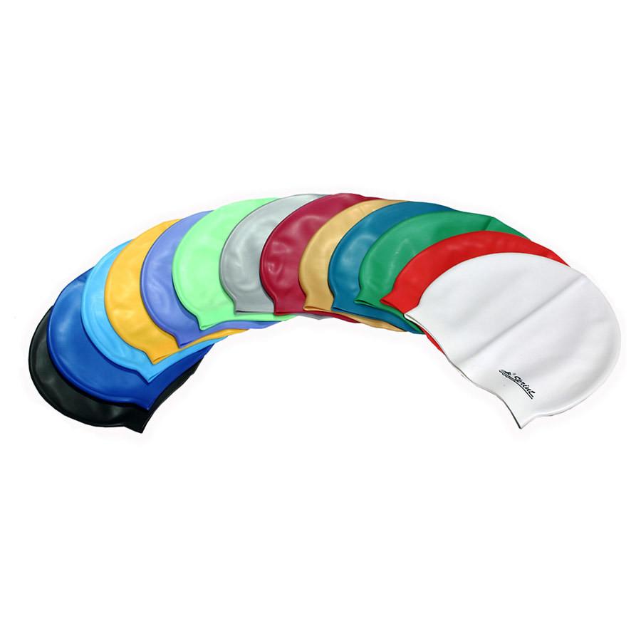 Sprint Silicone Swim Caps