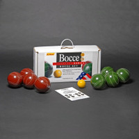 St. Pierre Tournament Bocce Set