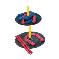 Champion Sports Indoor / Outdoor Horseshoe Set