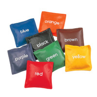Champion Sports Colored Bean Bag Set
