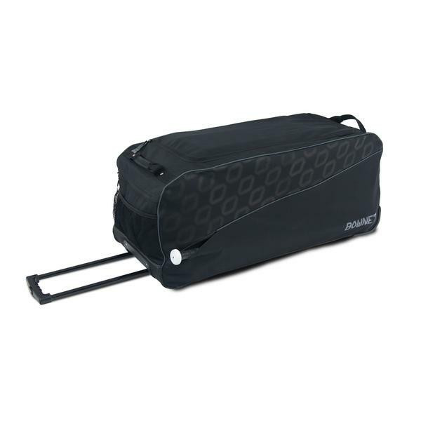 Bownet Wheeled Field Equipment Bag w/ Handle