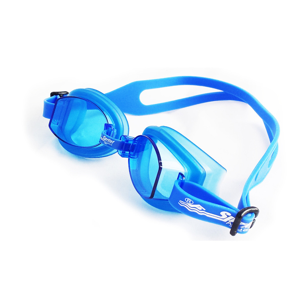 Sprint No-Leak Antifog Swim Goggles (252)