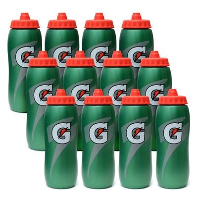 Gatorade Water Bottle Set of 12
