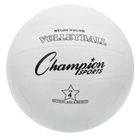 Champion Sports Rubber Volleyball