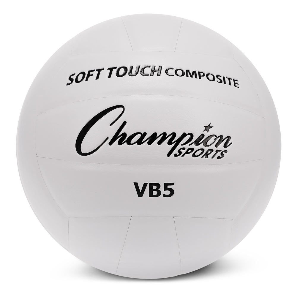 Champion Sports Soft Touch Composite Volleyball