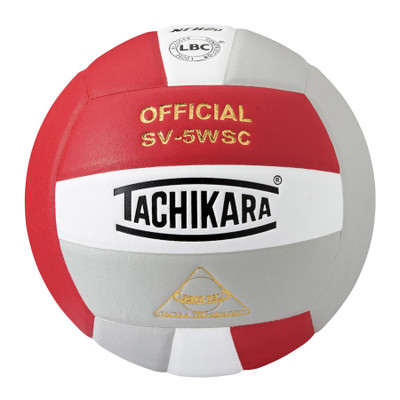Tachikara SV5WSC Colored Composite Volleyball