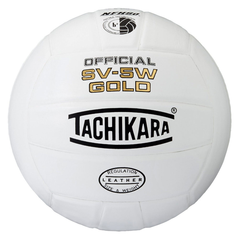 Tachikara SV-5W Gold Competition Volleyball
