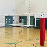 Alumagoal Aluminum Power Volleyball System