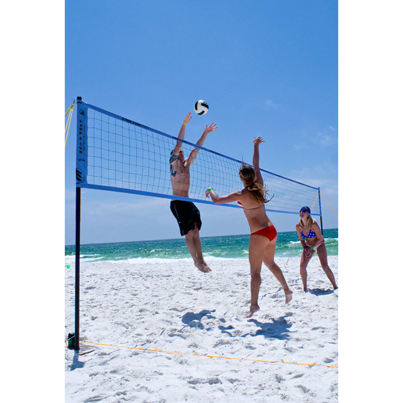 Park & Sun Spectrum 2000 Outdoor Volleyball System