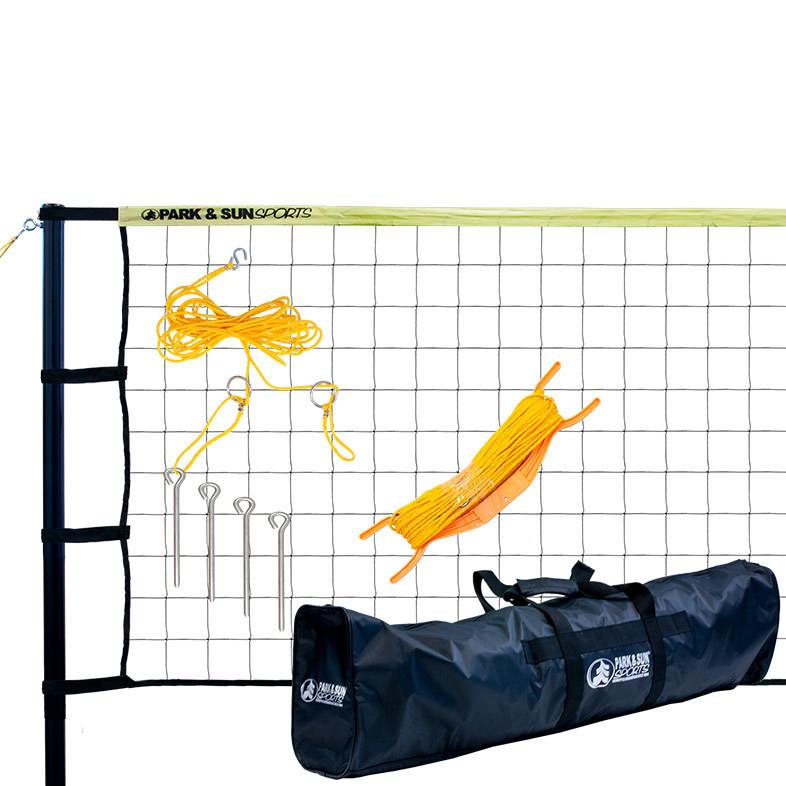 Park & Sun Tournament 179 Outdoor Volleyball Net System